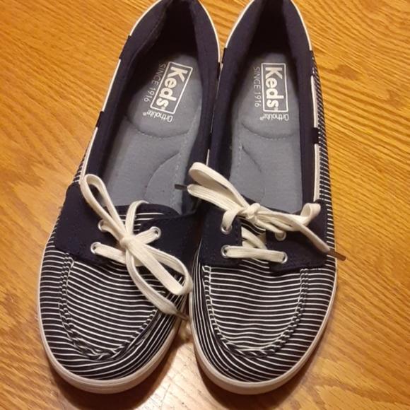 Keds Shoes   Ortholite Size 7 Slip On